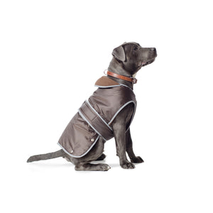 Stormguard All Weather Dog Coat Chocolate Brown