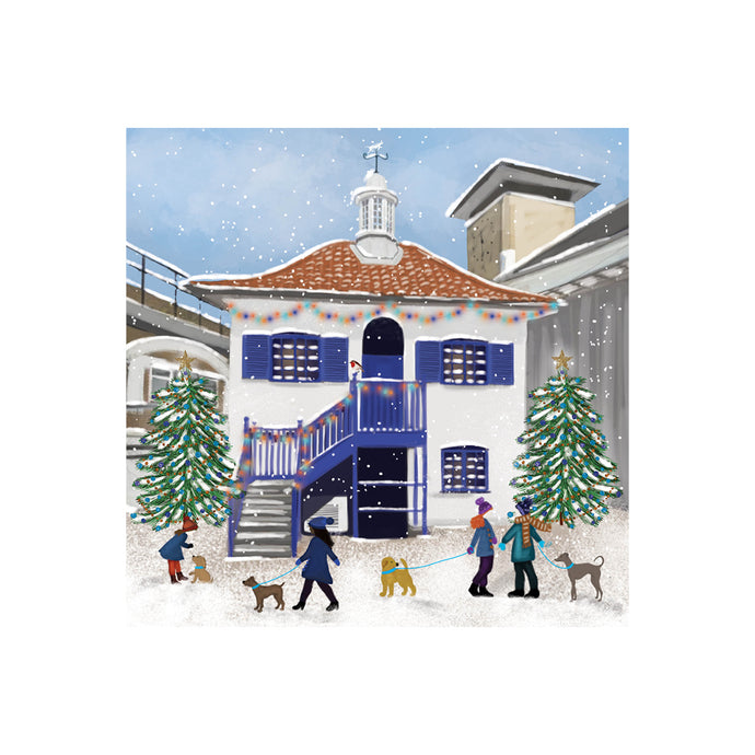 Whittington Lodge Christmas Card Pack