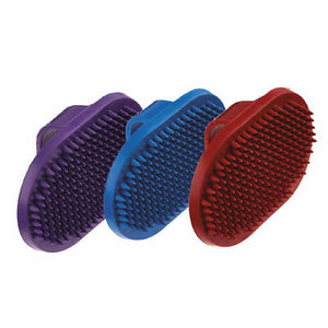 Classic Oval Rubber Brush