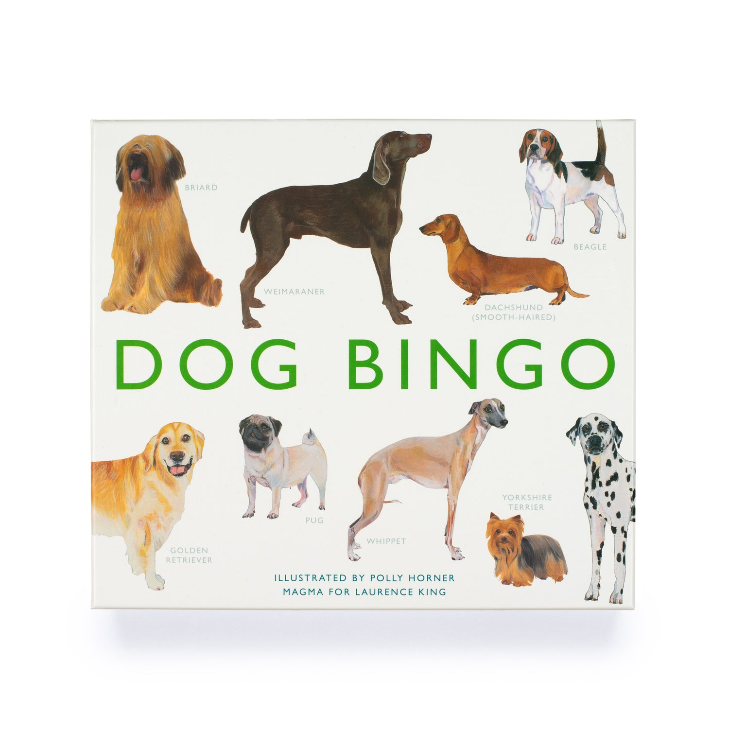 Dog Bingo Game