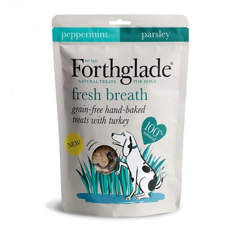 Forthglade Fresh Breath Dog Treats