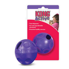 Load image into Gallery viewer, Kong Active Cat Treat Ball