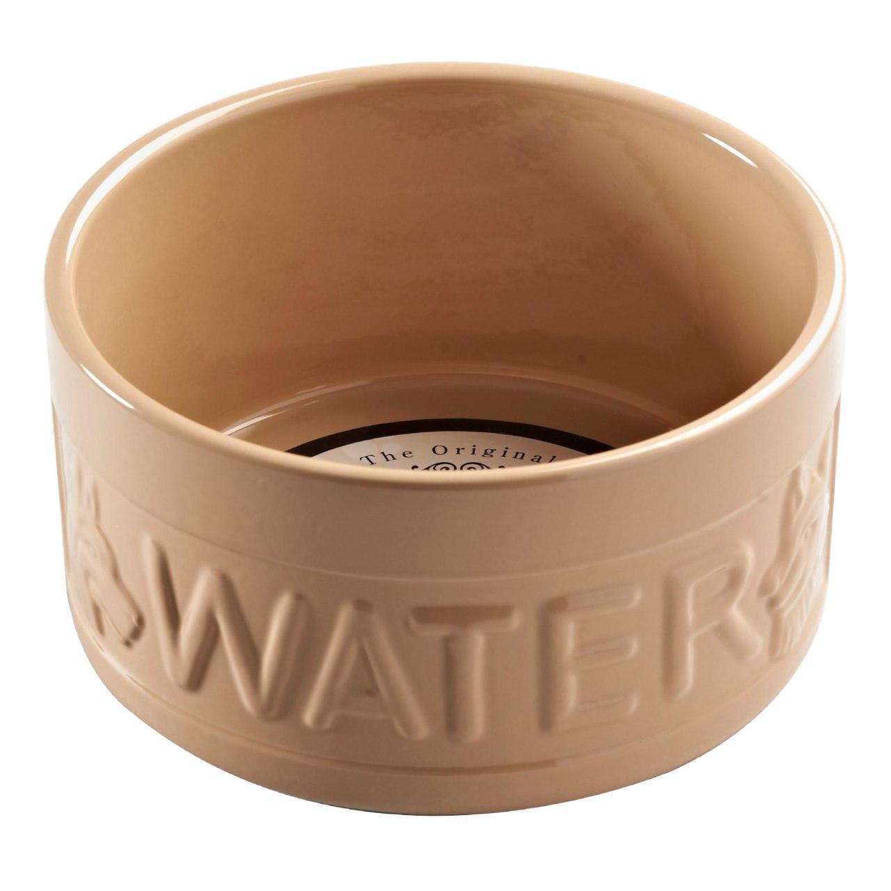 Mason Cash High Dog Water Bowl