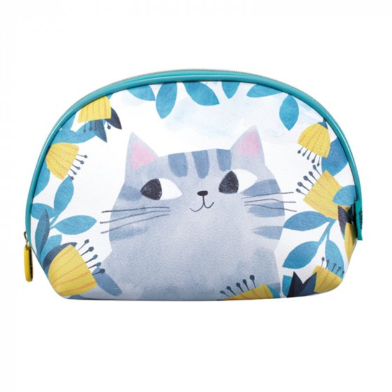Planet Cat Wash Bag