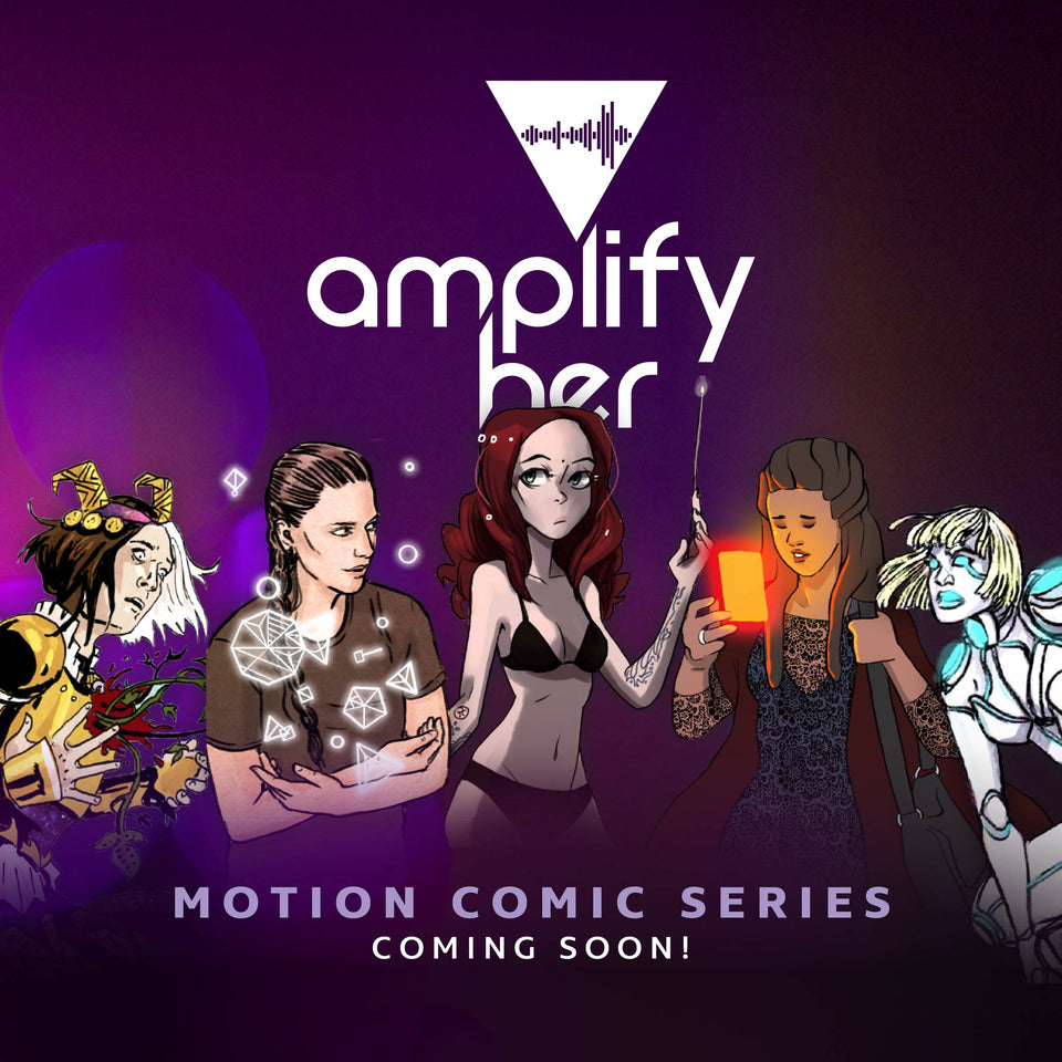 Motion Comic Series (Coming Soon)