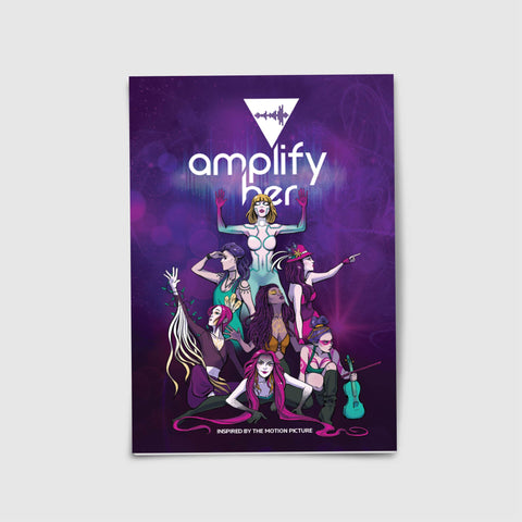 Amplify Her Graphic Novel - Single Copy