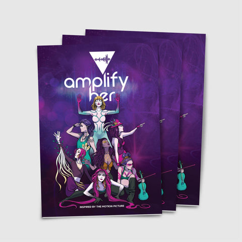 Amplify Her Graphic Novel - 3 Pack