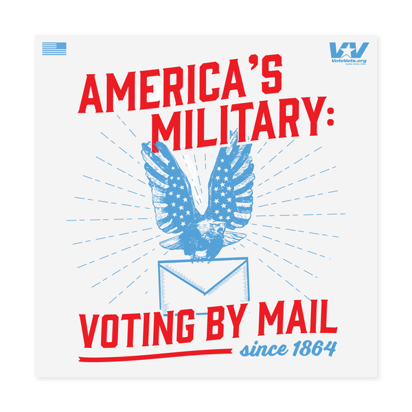 Vote By Mail Stickers