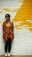 Load image into Gallery viewer, Ujana (Orange Songket)