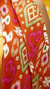 Ujana (Orange Songket)