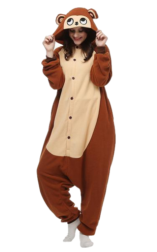 Brown Monkey Onesies