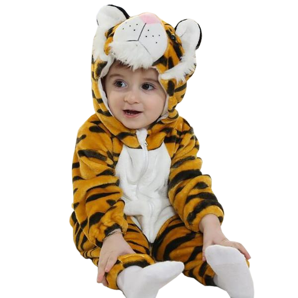 Cute Baby Tiger Onesies