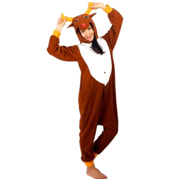 Christmas Deer Costume Onesies