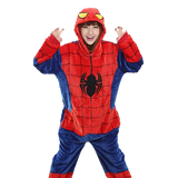 Fancy Adult Spiderman Onesies