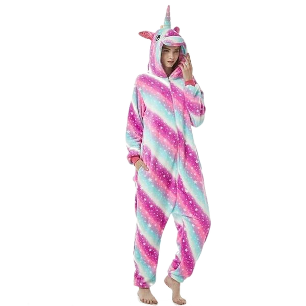 Stunningly Colorful Unicorn Onesies