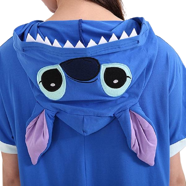Comfy Blue/Pink Stitch Onesies
