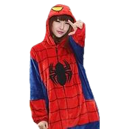 e6fad7d4132b Fancy Adult Spiderman Onesies – Kigurumi Co