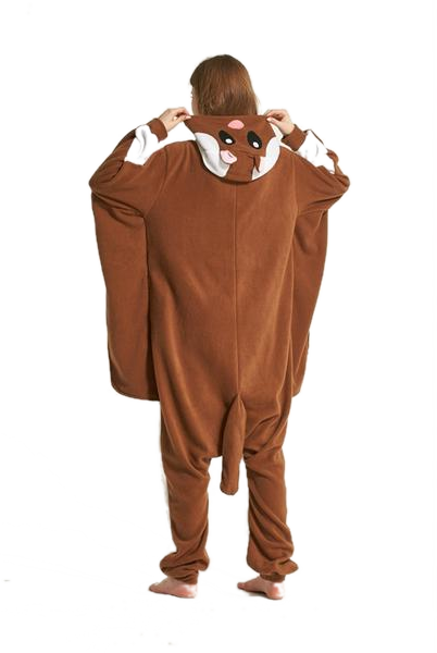 Brown Flying Rat Onesies