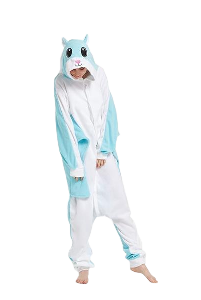 Blue Flying Rat Onesies