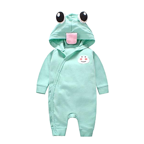 Stylish Baby Frog Onesies