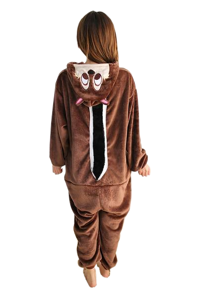Stylish Adult Chipmunks Onesies
