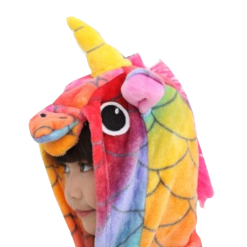Spectacularly Colorful Unicorn Onesies