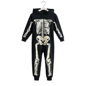 Kids Stylish Skeleton Onesies