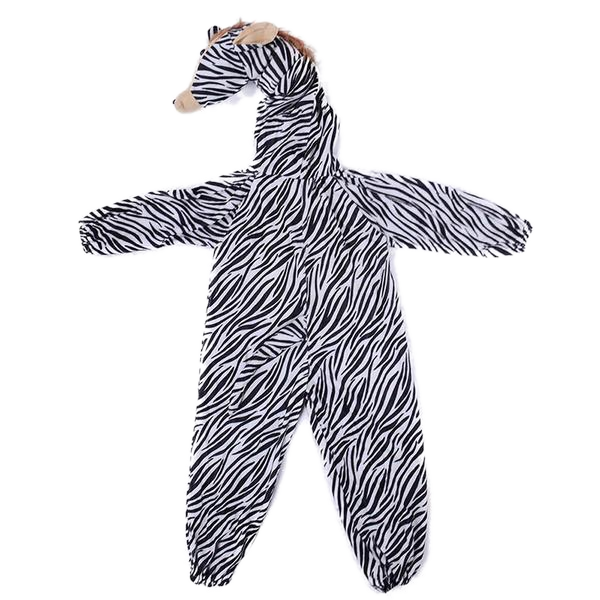 Brown Zebra Cosplay Onesies
