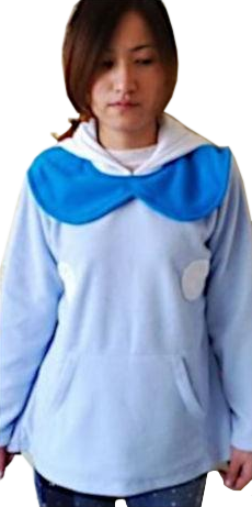 Elegant Blue Penguin Sweaters and Onesies