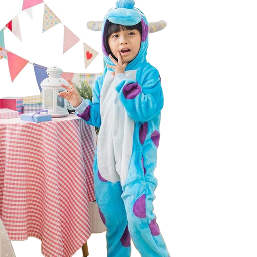 Kids Sulley Pajama Onesies