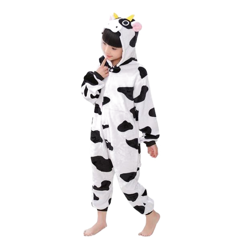 Kids Fancy Cow Onesies