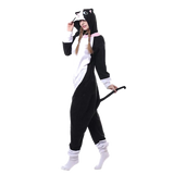 Black Cat Womens Onesies