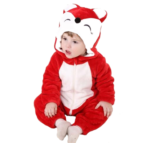 Baby Red Fox Onesies