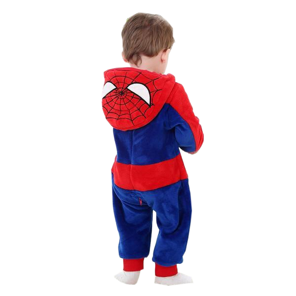 Adorable Baby Spiderman Onesies