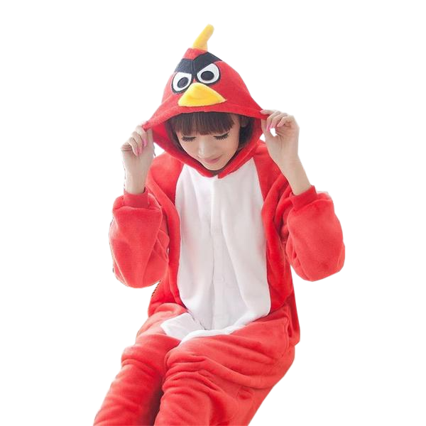 Red Angry Bird Onesies