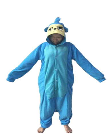 Blue Monkey Onesies