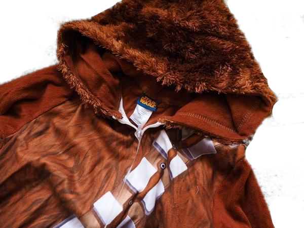 Kids Chewbacca Cosplay Onesies