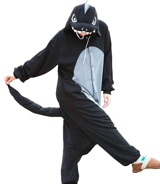 Black Dragon Onesies