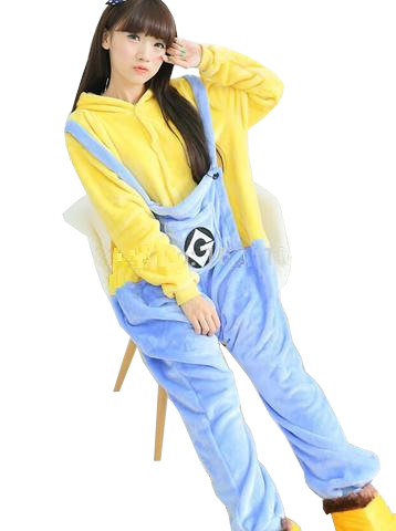 Grown Up Minion Onesies