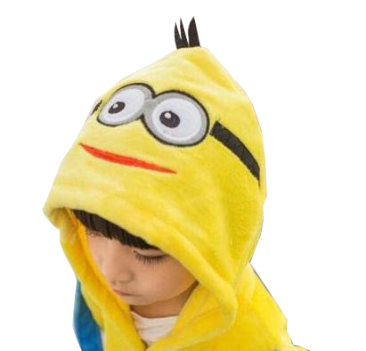 2 Little Cute Minion Onesies