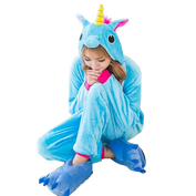 Fancy Rainbow Unicorn Onesies