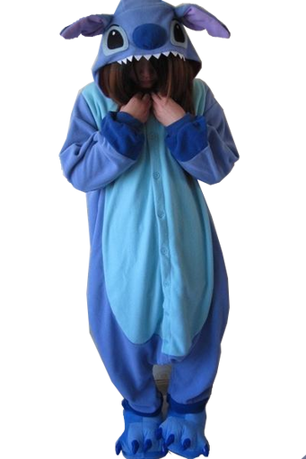 Lilo & Stitch Cosplay Onesies