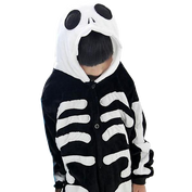 Little Jack Skeleton Onesies