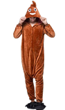 Brown Poo Onesies