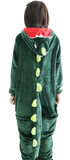 Little Green Dino Onesies