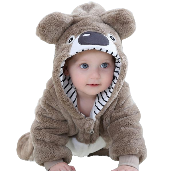 Baby Amimal Costume Infant Toddler Halloween Cute Shark Baby Outfit 9-36M