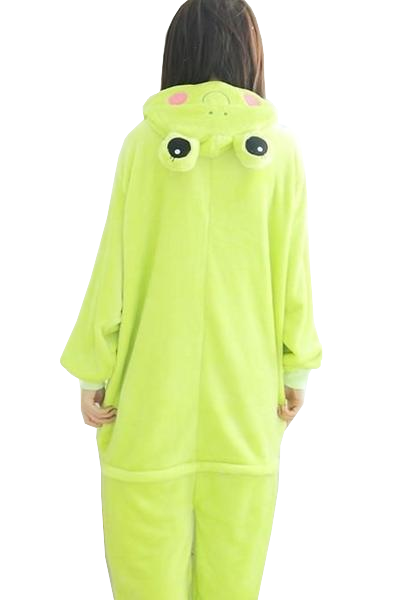 Light Green Frog Onesies