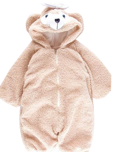Duffy Bear Onesies