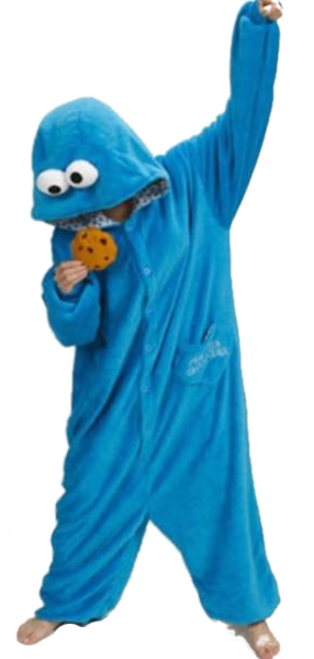 110d96a43e47 Elmo and Cookie Monster Onesies – Kigurumi Co