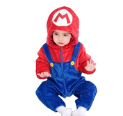 Cute Super Mario Onesies